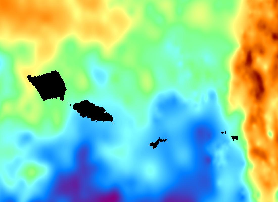 Samoa sst chart for deep sea fishing fishtrack 342018 nvjuhfo Images